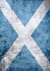 Scotland Self adhesive grunge base