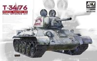 T-34/76 1942/43 Factory 183 Full Interior Kit - Image 1