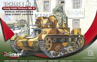 Vickers Light Tank E Mk.A