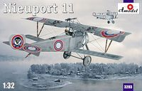 French IWW fighter Nieuport 11 Bebe - Image 1