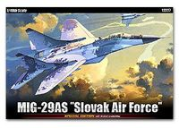MIG-29AS [Slovak Air Force] - Image 1