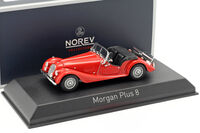 MORGAN Plus 8 1980 Red