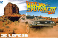 DE LOREAN DMC 12 Back to the Future Part III