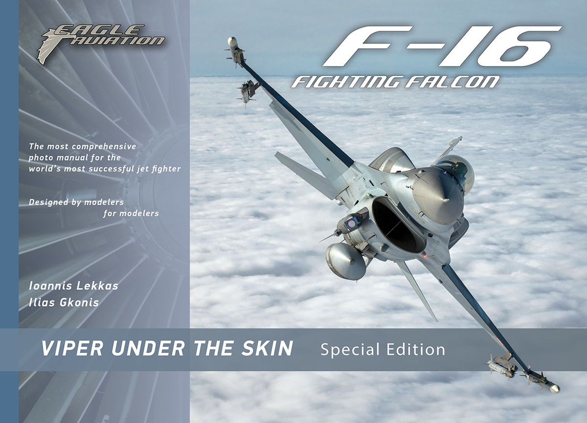 F-16 Fighting Falcon - Viper Under The Skin - Special Edition - Image 1