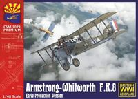 Armstrong-Whitworth F.K.8 Early version