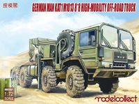 German MAN KAT1M1013 8*8 HIGH-Mobility off-road truck