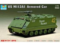 US M 113A1 Armored Car - Image 1