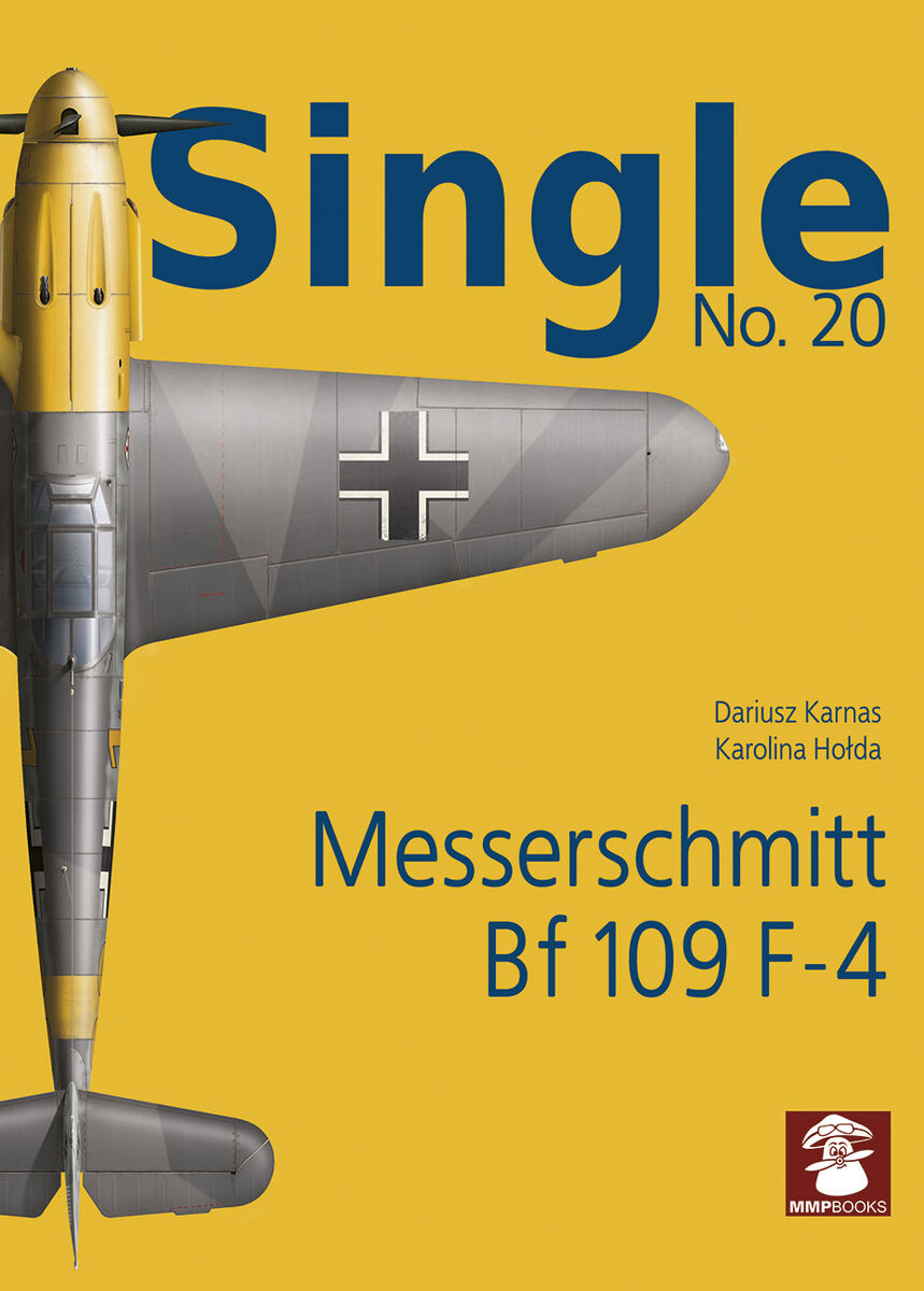 Single No. 20 Messerschmitt Bf 109F-4 - Image 1