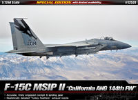 "F15 MSIP II ""California ANG 144th FW"" - Image 1"