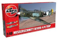 Messerschmitt Bf109E-4/N Tropical - Image 1